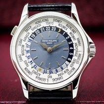 Patek Philippe 5110P-001 World Time Platinum (27094)