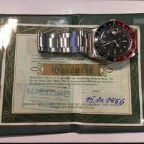 Rolex GMT Master 6542 Bakelit mit Papieren