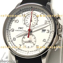 IWC Portuguese Yacht Club Chronograph new 43.5mm Steel