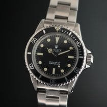 Rolex Submariner 5513 Meterfirst 68