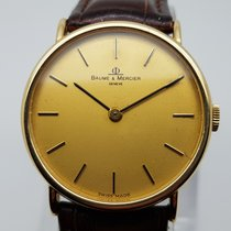 Baume & Mercier Yellow gold 30.8mm Manual winding 35103 pre-owned United Kingdom, BANGOR ,  CO.DOWN , Northern Ireland