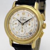 Zenith Chronomaster El Primero 18k gold