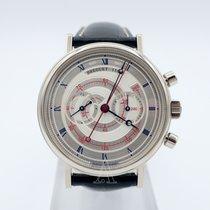 Breguet Chronograph 48mm Manual winding new Classique Silver