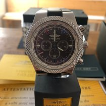 Breitling Bentley GMT A47362 2010 pre-owned