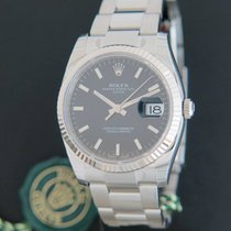 Rolex Date Black Dial 115234 NEW