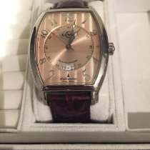 Gevril Steel 42.5mm Automatic 2900 pre-owned United Kingdom, London