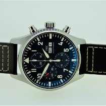 IWC Steel 43mm Automatic IW377714 new
