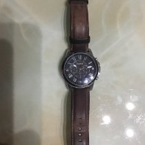 Fossil Steel 44mm Automatic FS4813 pre-owned