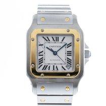 Cartier Santos Galbée W20099C4 pre-owned