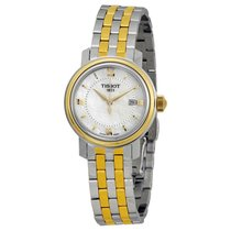 Tissot Bridgeport Acero 29mm Madreperla Romanos