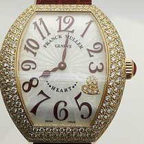 Franck Muller Heart Rose gold Silver United States of America, Florida, Miami