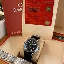 Omega Seamaster Aqua Terra Steel 41.5mm Black No numerals