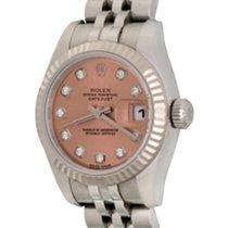 Rolex Lady-Datejust Сталь 26mm Без цифр