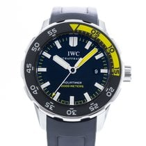 IWC Aquatimer Automatic 2000 IW3568-10 2010 pre-owned