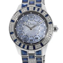 Dior new Automatic 38mm Steel Sapphire crystal