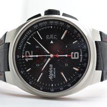 Alpina Racing GT3 Chronograph - Leder und Kautschukband
