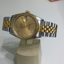 Rolex Datejust with Diamonds Dial