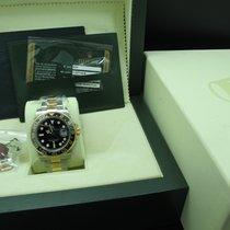 ロレックス (Rolex) GMT-MASTER 2 116713LN 2-Tone Ceramic Bezel Full Set
