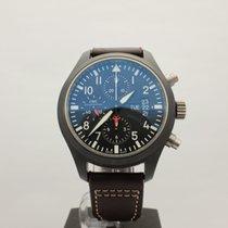 IWC Pilot's Chronograph TOP GUN Black Ceramic 44MM Ref.IW378901