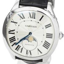カルティエ (Cartier) Drive De Cartier Moon Phases Watch   CRWSNM0008