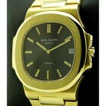 Patek Philippe   Nautilus Jumbo Vintage, 18kt Yellow Gold,...