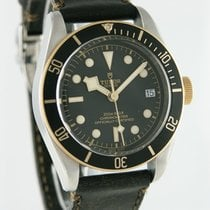 Tudor Black Bay S&G usados 40mm Acero y oro