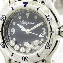ショパール Happy Sport Quartz Stainless Steel Women's Dress Watch...