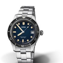 Oris Divers Sixty Five 01 733 7747 4055-07 8 17 18 Oris DIVING SIXTY-FIVE Acciaio new