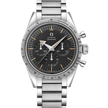Omega 311.10.39.30.01.001 Speedmaster in Steel - On Steel...