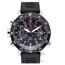 Citizen Promaster Land Black