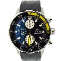 IWC Aquatimer Chronograph IW376702 подержанные