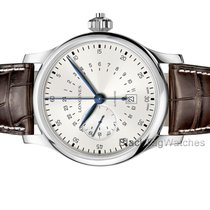 Longines Twenty-Four Hours Steel 47.5mm White Arabic numerals United States of America, Florida, Aventura