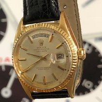 Rolex 1803 Oro amarillo 1962 Day-Date 36 36mm usados