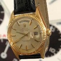Rolex 1803 Κίτρινο χρυσό 1962 Day-Date 36 36mm μεταχειρισμένο