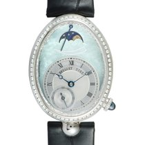 Breguet Women's watch Reine de Naples pre-owned 28.5mm