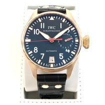IWC 46mm Automatic 2009 new Big Pilot Black