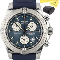 Breitling Colt Chronograph Steel 41mm Blue United States of America, New York, Massapequa Park