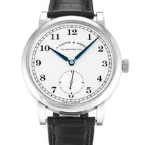 A. Lange & Söhne White gold Manual winding White new 1815
