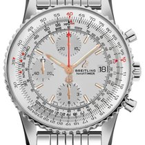 Breitling Navitimer Heritage Steel 41mm Silver United States of America, California, Moorpark
