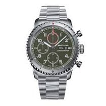 Breitling Navitimer 8 Steel 43mm Green United States of America, Florida, Boca Raton