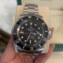 Rolex Sea-Dweller Deepsea Steel 44mm Black No numerals Australia, Perth