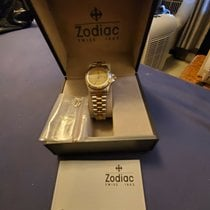 Zodiac Steel 34mm Quartz pre-owned United States of America, New York, Bronx