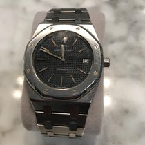 Audemars Piguet Royal Oak Jumbo Acier 39mm Gris Sans chiffres France, PARIS