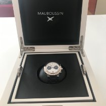 Mauboussin Or blanc 200mm Remontage automatique 9091800-556 occasion