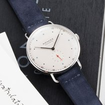 NOMOS Metro pre-owned Leather