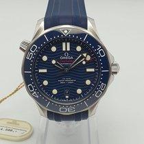 Omega Seamaster Diver 300 M Stahl 42mm Blau Keine Ziffern Österreich, Linz
