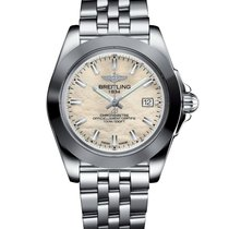 Breitling Galactic 32 W71330121A2A1 nuovo