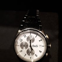 Dolce & Gabbana Steel Quartz D&G pre-owned
