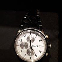 Dolce & Gabbana Acier Quartz D&G occasion