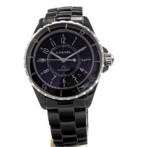Chanel J12 Ceramic 38mm Black Arabic numerals United States of America, California, beverly hills